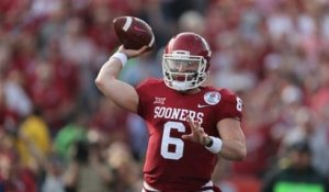 Peter Scharger: Baker Mayfield's college stats are astounding