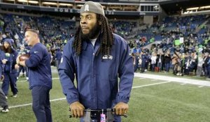 Ian Rapoport explains why Richard Sherman's Achilles surgery means he's not likely to be traded