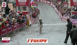 Benoot devant Bardet - Cyclisme - Strade Bianche