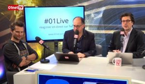 01LIVE HEBDO #176 : Samsung Pay arrive en France, le Galaxy S9 est à la rédaction !
