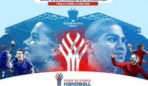 Coupe de France de Handball : En route vers les Finales !