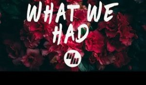 Gill Chang - What We Had (Lyrics / Lyric Video) feat. Aviella & YNGBLOOD