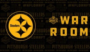 Steelers' war room: Projecting Pittsburgh's first three draft picks