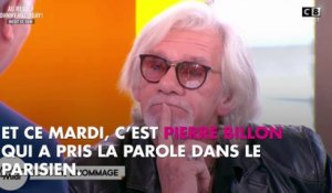 Johnny Hallyday fan du téléshopping ? La surprenante anecdote de Pierre Billon