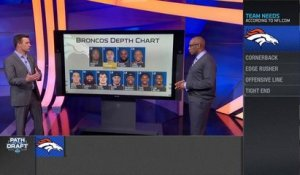 Broncos' war room: Projecting Denver's first three picks