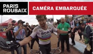 Onboard camera - Paris-Roubaix 2018