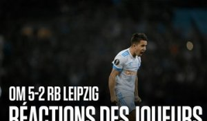 OM - RB Leipzig (5-2) | Les réactions olympiennes