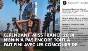Flora Coquerel : les photos les plus sexy de Miss France 2014