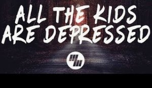 Jeremy Zucker - all the kids are depressed (Lyrics / Lyric Video)