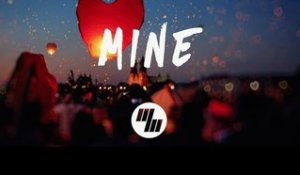 Bazzi - Mine (Lyrics / Lyric Video) Young Bombs Remix