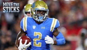 UCLA WR Jordan Lasley: Rosen's leadership skills are infectious