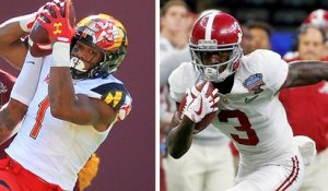 Tale of the Tape: D.J. Moore vs. Calvin Ridley
