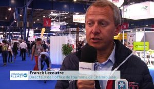 Mountain Planet 2018 - Interview de Franck Lecoutre