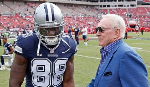 Jerry Jones: 'We know we won't have' WR in this draft who can make Dez-type impact