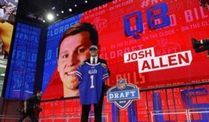 Peter Schrager: Bills general manager Brandon Beane won Day 1 of the 2018 NFL Draft