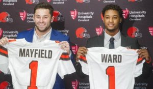 Nate Burleson: I'm proud of Browns for bold approach to draft