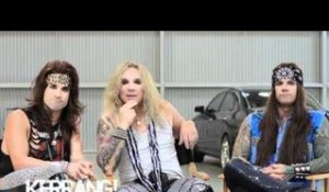 Kerrang! Podcast: Steel Panther