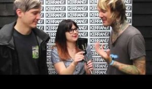 Kerrang! Sonisphere 2014 Podcast: Chiodos