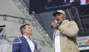 Peter Schrager: Eagles drafting Jordan Mailata was the most surprising pick