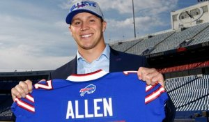 Rapoport: Bills 'fine' with having Josh Allen 'redshirt' as a rookie