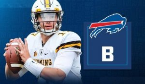AFC East draft grades for the 2018 NFL Draft