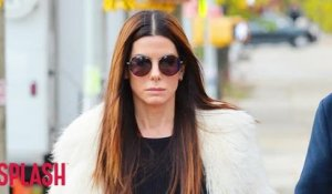 Sandra Bullock inspired by Beyonce