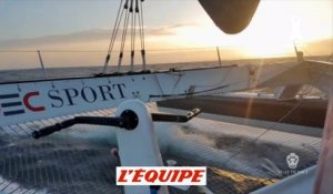 Le come-back d'IDEC SPORT - Voile - Nice Ultimed
