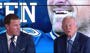 Jerry Jones on Jason Witten: 'His humility and his dependability is unmatched'