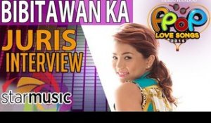 Bibitawan Ka - Juris (Artist Interview)