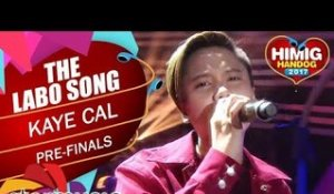 Kaye Cal - The Labo Song | Himig Handog 2017 (Pre Finals)