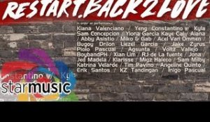 Restart Back2Love - All Star Cast (Official Lyric Video)