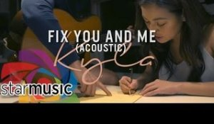 "Kyla - Fix You and Me ""Acoustic"" (Official Music Video)"
