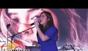 "Moira Dela Torre sings ""Torete"" 