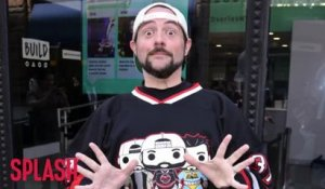 Kevin Smith 'attended his own wake' after heart attack