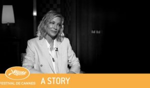 CATE BLANCHETT : INTERVIEW - CANNES 2018 - A STORY - EV