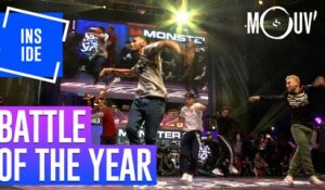 BATTLE OF THE YEAR 2018 : le débrief #INSIDE