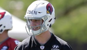 Ruiz: Rosen launched deep TD pass to Christian Kirk in rookie minicamp