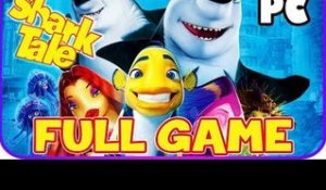 Shark Tale Walkthrough FULL Movie GAME Longplay (PC)