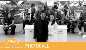 JIANG HU ER NV - CANNES 2018 - PHOTOCALL - EV