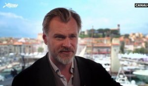 Interview de Christopher Nolan - Cannes 2018