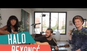 HALO - Beyoncé - Acoustic Cover avec Elliott, Awa Sy de The Voice et Larry Lynch de Rising Star