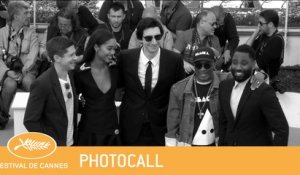 BLACKKKLANSMAN - CANNES 2018 - PHOTOCALL - EV