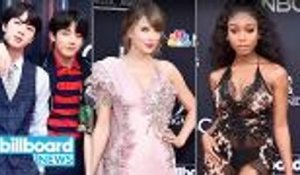 2018 Billboard Music Awards: Red Carpet Roundup | Billboard News
