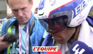 Pinot «Aucune puissance, nul» - Cyclisme - Giro