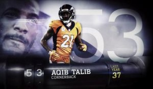 'Top 100 Players of 2018': Aqib Talib | No. 53