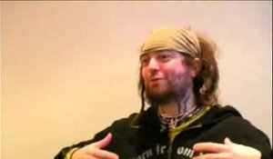 Soulfly 2006 interview - Max Cavalera (part 7)