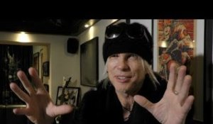 Michael Schenker about playing guitar