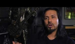Pop Evil interview - Leigh Kakaty (part 2)