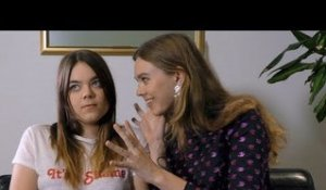 First Aid Kit interview - Klara and Johanna (part 1)