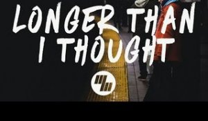 Loote feat. Joe Jonas - Longer Than I Thought (Lyrics)